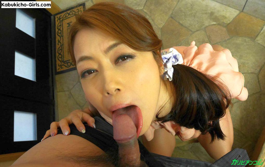 Fucking the Hot Neighbor Starring, Maki Hojo, 北条麻妃