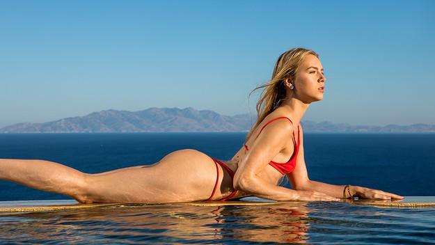 Alecia Fox in  Hot Vacation Adventures - blacked.com